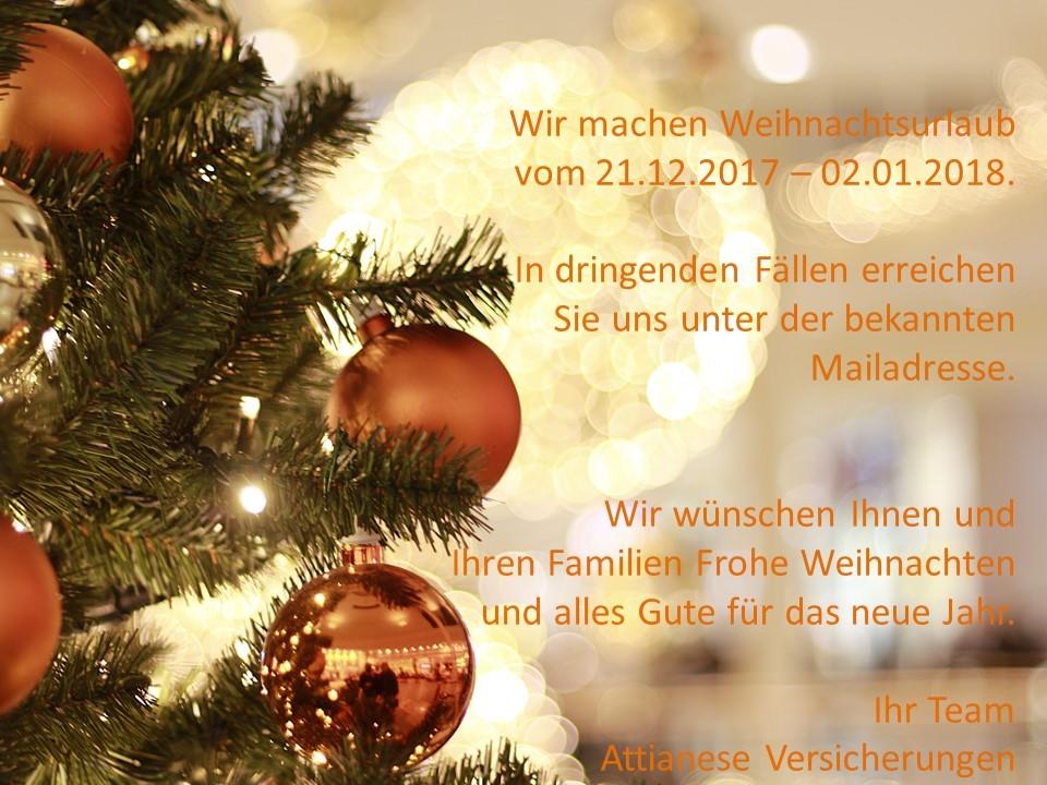 Frohe Weihnachten Guten Rutsch Ins Neue Jahr.Frohe Weihnachten Und Einen Guten Rutsch Ins Neue Jahr Attianese